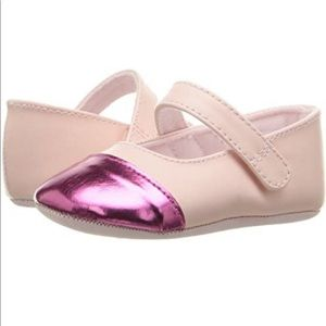 New! Rosie Pope Pink Mary Janes
